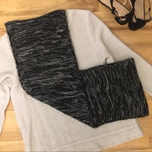2/$20💐 Black and Gray Infinity Scarf